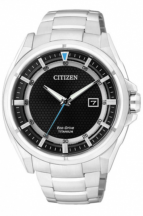 Citizen Super titanium AW1400-52E Eco Drive