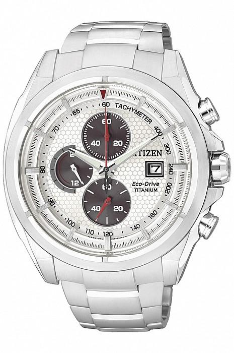 Citizen Super titanium CA0550-52A Chrono Eco Drive