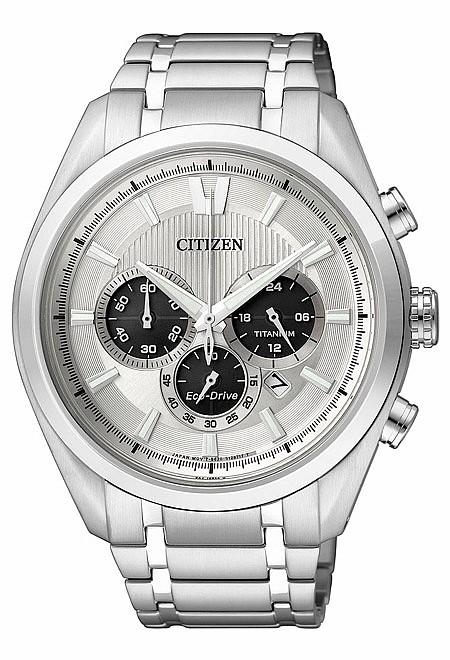 Citizen Super titanium CA4010-58A Chrono Eco Drive