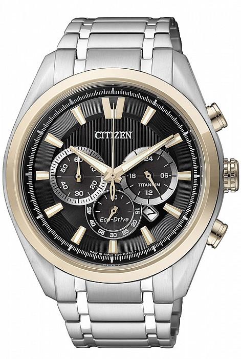 Citizen Super titanium CA4014-57E Chrono Eco Drive