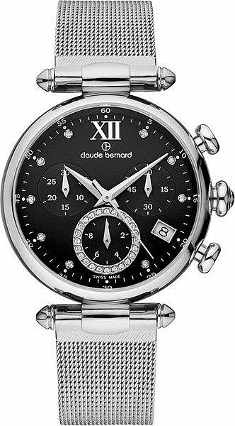 Claude Bernard Dress Code 10216 3 NPN1 Lady Chronograph