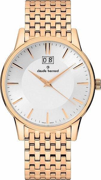 Claude Bernard Classic 63003 37RM AIR Classic Big Date