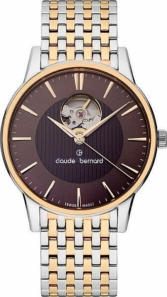 Claude Bernard Classic 85017 357RM BRIR Automatic Open Heart