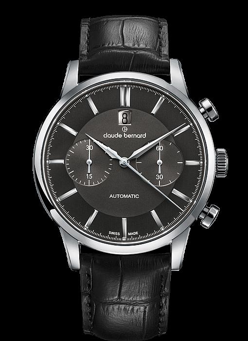 Claude Bernard Classic 08001 3 NIN Chronograph Automatic