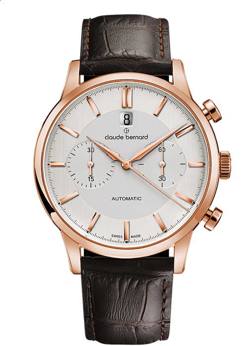 Claude Bernard Classic 08001 37R AIR Chronograph Automatic