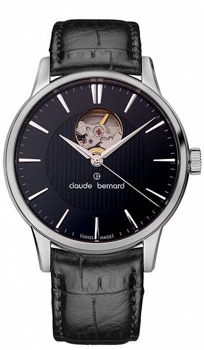 Claude Bernard Classic 85017 3 NIN Automatic Open Heart