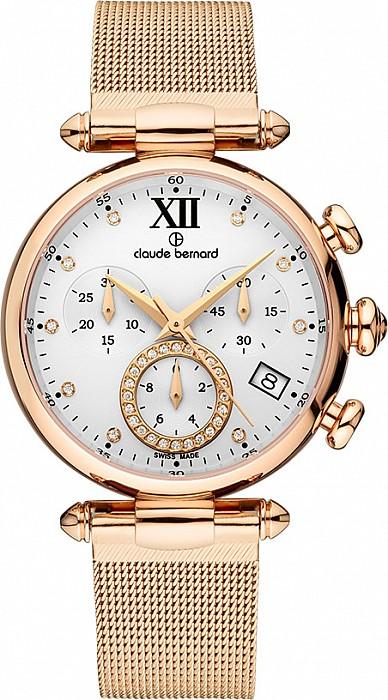 Claude Bernard Dress Code 10216 37R APR1 Lady Chronograph