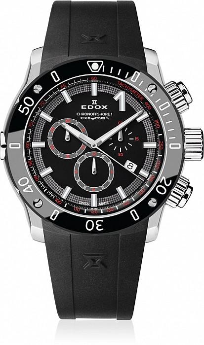Edox Chronoffshore-1 10221 3 NIN Chronograph