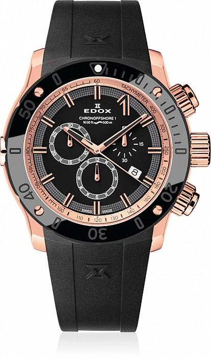 Edox Chronoffshore-1 10221 37R NIR Chronograph