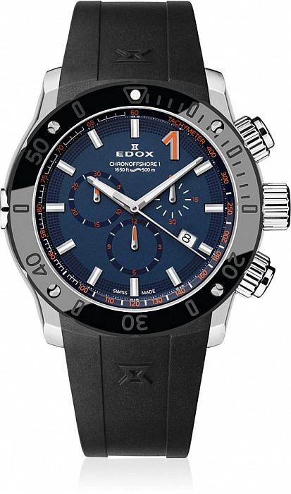 Edox Chronoffshore-1 10221 3N BUINO Chronograph