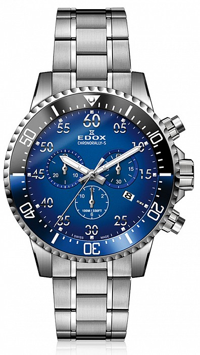 Edox Chronorally-S 10227 3NBUMBUBN