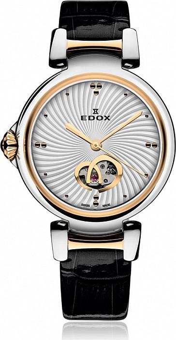 Edox Lapassion 85025 357RC AIR Open Heart