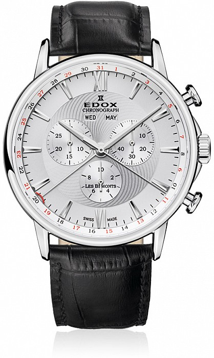 Edox Les Bémonts 10501 3 AIN Chronograph Complication