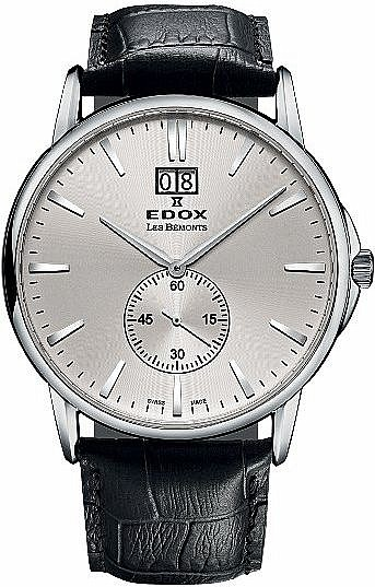 Edox Les Bémonts 64012 3 AIN Big Date
