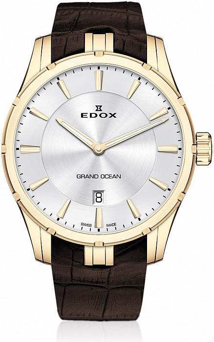 Edox Grand Ocean 56002 37JC AID Ultra Slim