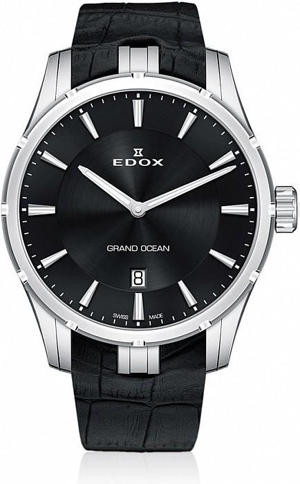 Edox Grand Ocean 56002 3C NIN Ultra Slim