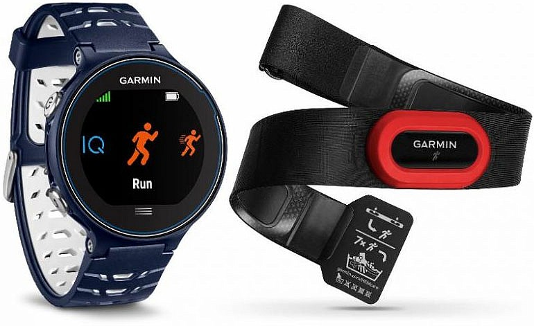 Garmin Forerunner Blue HR Run2 s GPS