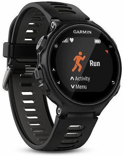 Garmin Forerunner 735XT Black Optic s GPS