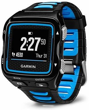 Garmin Forerunner 920 XT HR RUN Black/Blue s GPS