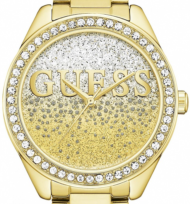 Guess HODINKY W0987L2 Trend GLITTER GIRL. Guess HODINKY W0987L2 Trend  GLITTER GIRL c8ba1476d97