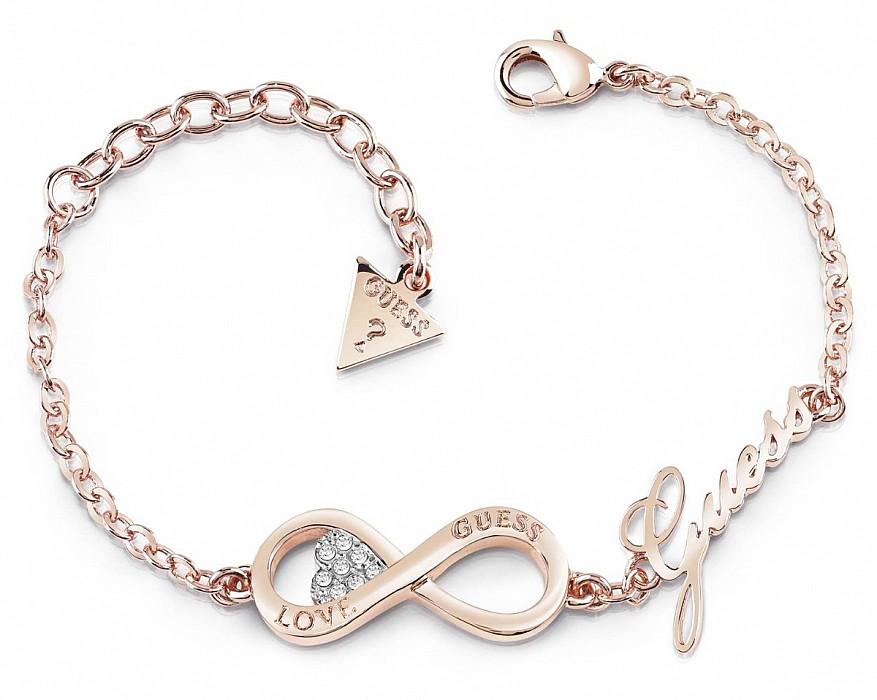 Guess UBB85066-S náramek Bracelet Endless Love  a31cdecdf6e