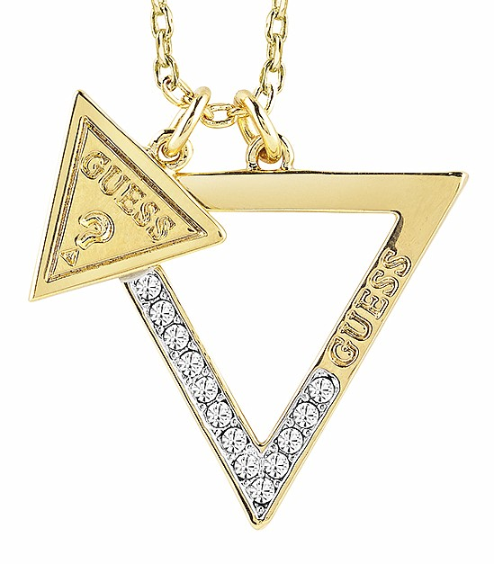 Guess UBN83091 náhrdelník - ICONIC 3ANGLES (Necklace - GOLD). Guess  UBN83091 náhrdelník - ICONIC 3ANGLES (Necklace - GOLD) d5c202b15b1