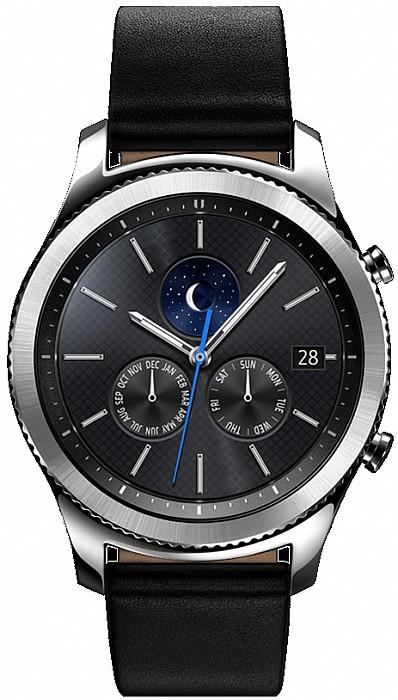 Samsung Gear S3 Classic Silver