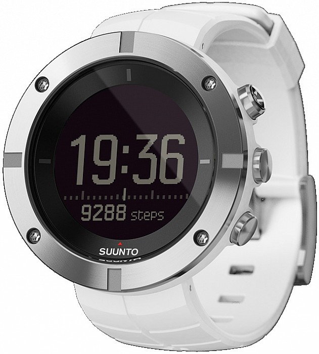 Suunto Kailash Silver s GPS