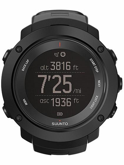 Suunto Ambit3 VERTICAL Black s GPS