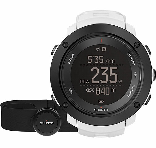 Suunto Ambit3 VERTICAL HR White s GPS