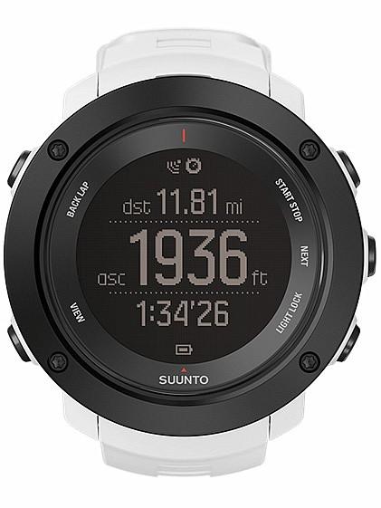 Suunto Ambit3 VERTICAL White s GPS