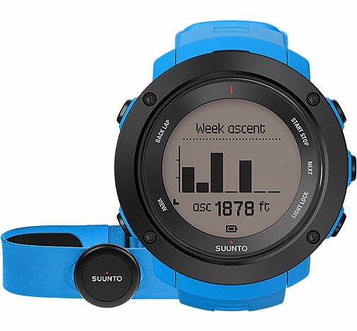 Suunto Ambit3 VERTICAL HR Blue s GPS