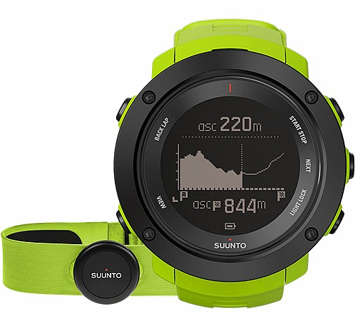 Suunto Ambit3 VERTICAL HR Lime s GPS