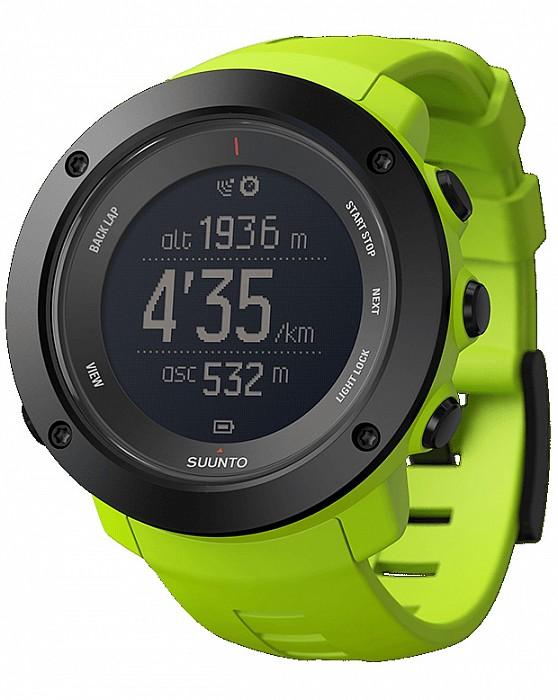 Suunto Ambit3 VERTICAL Lime s GPS