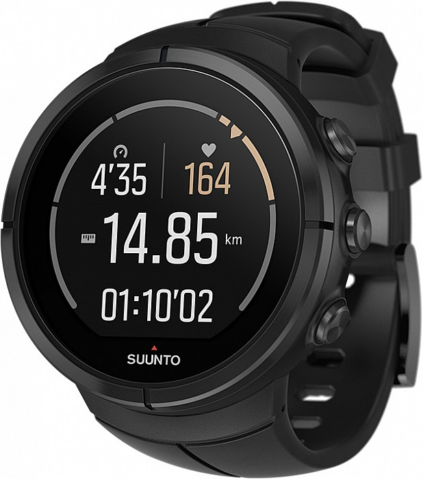 Suunto Spartan Ultra All Black Titanium s GPS