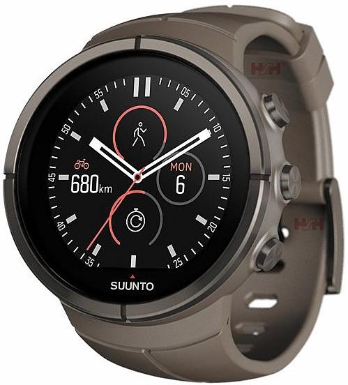 Suunto Spartan Ultra Titanium Stealth s GPS
