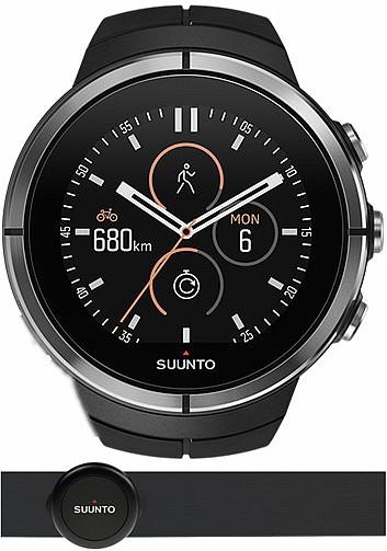 Suunto Spartan Ultra Black HR s GPS