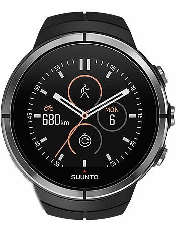 Suunto Spartan Ultra Black s GPS