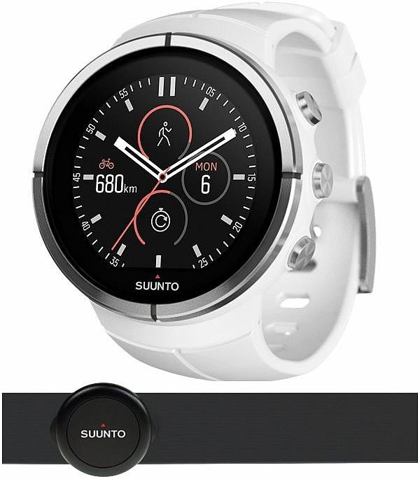 Suunto Spartan Ultra White HR s GPS