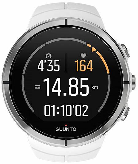Suunto Spartan Ultra White s GPS
