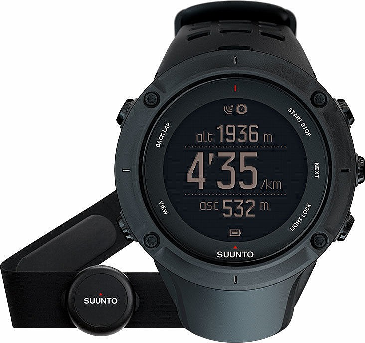 Suunto Ambit3 PEAK Black HR s GPS