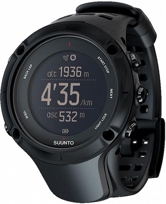 Suunto Ambit3 PEAK Black s GPS