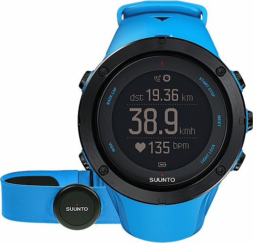 Suunto Ambit3 PEAK Sapphire Blue HR s GPS