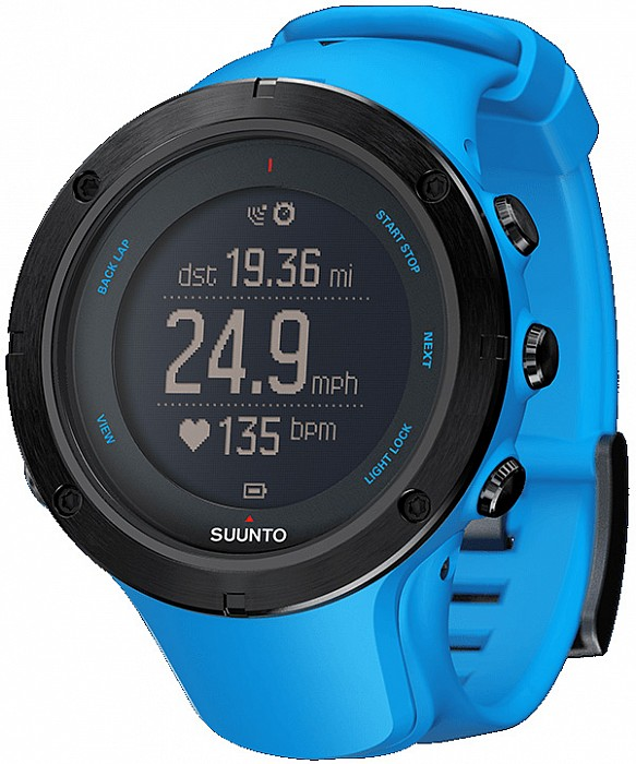 Suunto Ambit3 PEAK Sapphire Blue s GPS