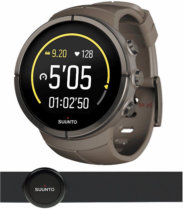 Suunto Spartan Ultra Titanium Stealth HR s GPS