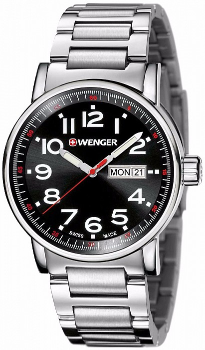 Wenger Sport Dynamic 01.0341.104 Attitude Day & Date
