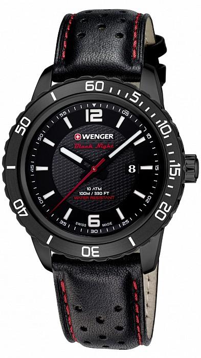 Wenger Sport Dynamic 01.0851.123 Roadster Black Night
