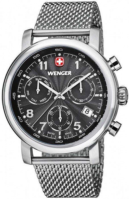 Wenger Classic 01.1043.102 Urban Classic Chrono