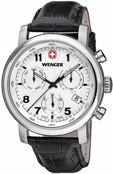 Wenger Classic 01.1043.105 Urban Classic Chrono