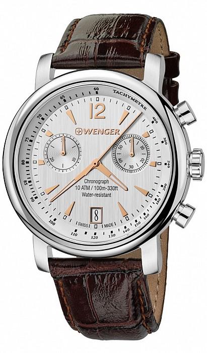 Wenger Classic 01.1043.110 Urban Vintage chrono